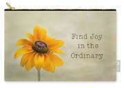 Find Joy Carry-all Pouch