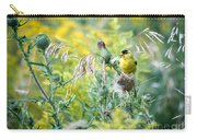 Find The Finch Carry-all Pouch