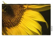 Find The Spider In The Sunflower Carry-all Pouch