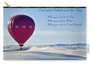 Find Your Solitude Carry-all Pouch