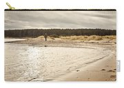 Findhorn Beach Carry-all Pouch