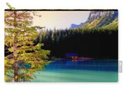 Finding Inner Peace Carry-all Pouch by Karen Wiles