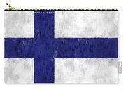Finland Flag Carry-all Pouch