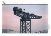 Finnieston Crane Reflections Carry-all Pouch