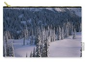 Fir Trees, Mount Rainier National Park Carry-all Pouch