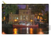 Fire Boat On Cuyahoga River Carry-all Pouch