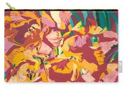 Fire Bouquet Carry-all Pouch