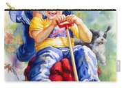 Fire Brigade  Carry-all Pouch by Hanne Lore Koehler