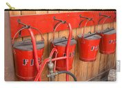 Fire Buckets Carry-all Pouch