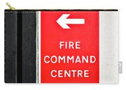 Fire Command Centre Carry-all Pouch