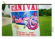 Fire Dept. Carnival Carry-all Pouch