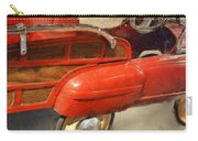 Fire Engine Pedal Car Carry-all Pouch