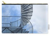 Fire Escape Carry-all Pouch by Antony McAulay