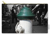 Fire Hydrant From Little Italy Carry-all Pouch