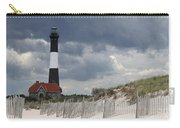 Fire Island Light From The Beach Carry-all Pouch