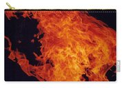 Fire Man Carry-all Pouch