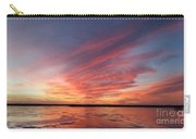 Fire On The Lake Carry-all Pouch