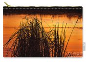Fire On The Marsh Carry-all Pouch