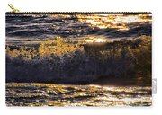 Fire On The Water Carry-all Pouch