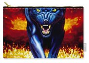 Fire Panther Carry-all Pouch