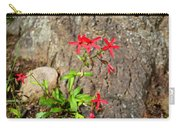 Fire Pinks Carry-all Pouch