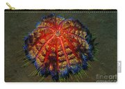 Fire Sea Urchin Carry-all Pouch