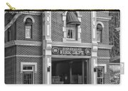 Fire Station Main Street Disneyland Bw Carry-all Pouch