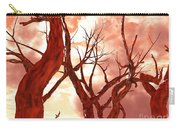 Fire Trees Carry-all Pouch
