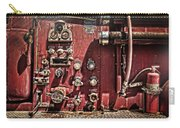 Fire Truck Valves Carry-all Pouch
