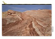 Fire Wave - Valley Of Fire Carry-all Pouch