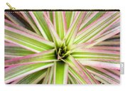 Firecracker Bromiliad Carry-all Pouch