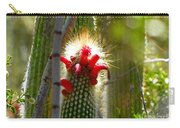 Firecracker Cacti Carry-all Pouch