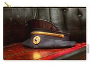 Firefighter - Hat - The Ex Chiefs Hat Carry-all Pouch by Mike Savad