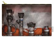 Firefighting - One For Everyone Carry-all Pouch by Mike Savad