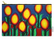 Fireflowers Carry-all Pouch