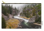 Firehole Canyon - Yellowstone Carry-all Pouch