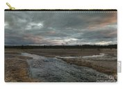 Firehole Lake Drive Sunrise - Yellowstone Np Carry-all Pouch