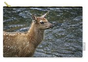 Firehole River Elk Fawn Carry-all Pouch