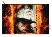 Fireman Hero Carry-all Pouch
