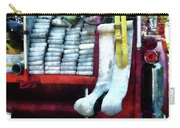 Fireman - Hoses On Fire Truck Carry-all Pouch