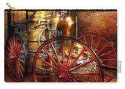 Fireman - One Day A Long Time Ago  Carry-all Pouch