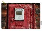 Fireman - The Fire Alarm Box Carry-all Pouch