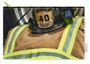 Fireman Turnout Gear Lieutenant Carry-all Pouch