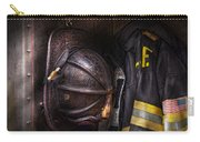 Fireman - Worn And Used Carry-all Pouch