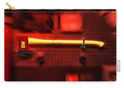 Firemen Ax Carry-all Pouch