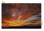 Firery Desert Skies  Carry-all Pouch