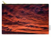 Fires At Dusk Carry-all Pouch