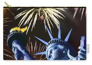 Fires Of Liberty Carry-all Pouch