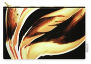 Firewater 2 - Buy Orange Fire Art Prints Carry-all Pouch