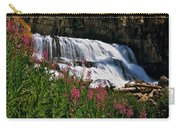 Fireweed Blooms Along The Banks Of Granite Creek Wyoming Carry-all Pouch